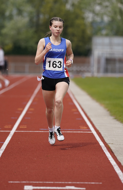 _A9A2555.jpg :: Newport, Wales, 1, May, 2021,Pictured in action,, During Welsh Athletics Invitational,Credit:, Graham Glendinning,/ Alamy Live News