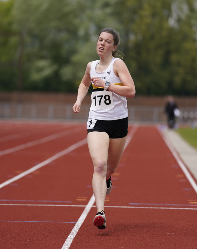 _A9A2563.jpg :: Newport, Wales, 1, May, 2021,Pictured in action,, During Welsh Athletics Invitational,Credit:, Graham Glendinning,/ Alamy Live News