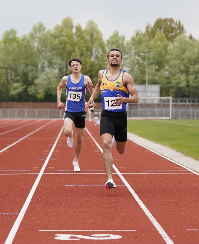 _A9A2588.jpg :: Newport, Wales, 1, May, 2021,Pictured in action,, During Welsh Athletics Invitational,Credit:, Graham Glendinning,/ Alamy Live News