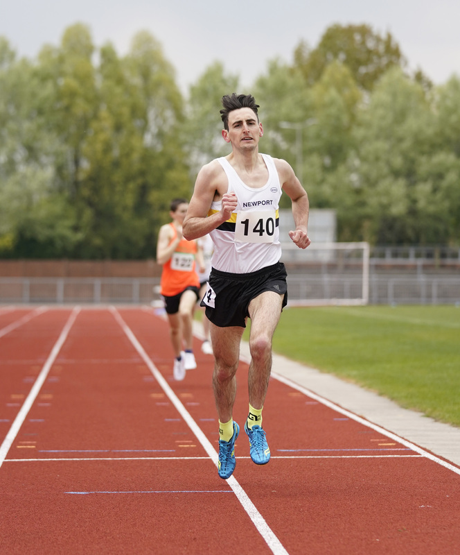 _A9A2607.jpg :: Newport, Wales, 1, May, 2021,Pictured in action,, During Welsh Athletics Invitational,Credit:, Graham Glendinning,/ Alamy Live News