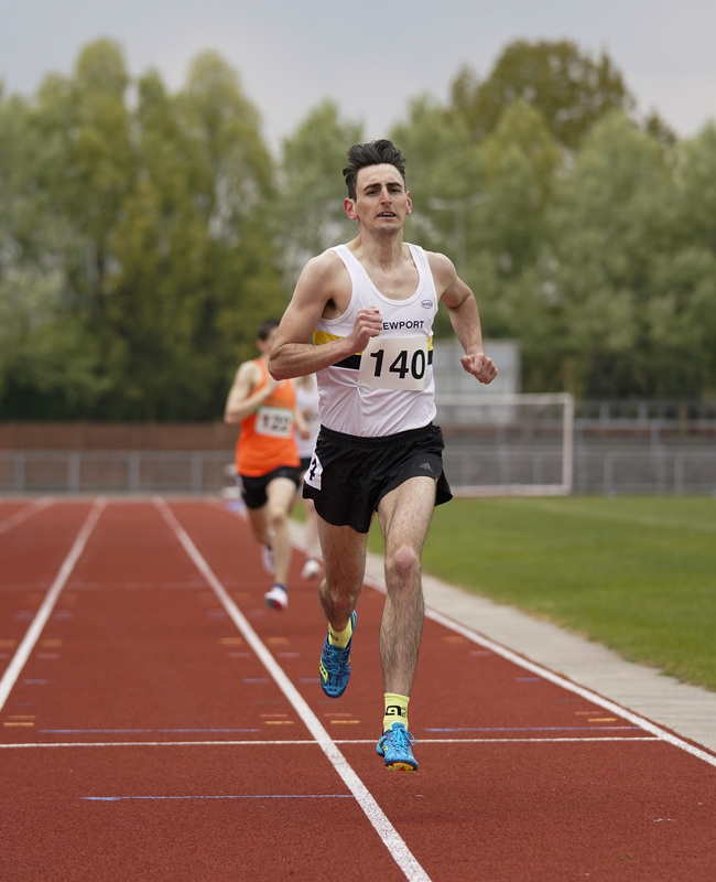 _A9A2608.jpg :: Newport, Wales, 1, May, 2021,Pictured in action,, During Welsh Athletics Invitational,Credit:, Graham Glendinning,/ Alamy Live News