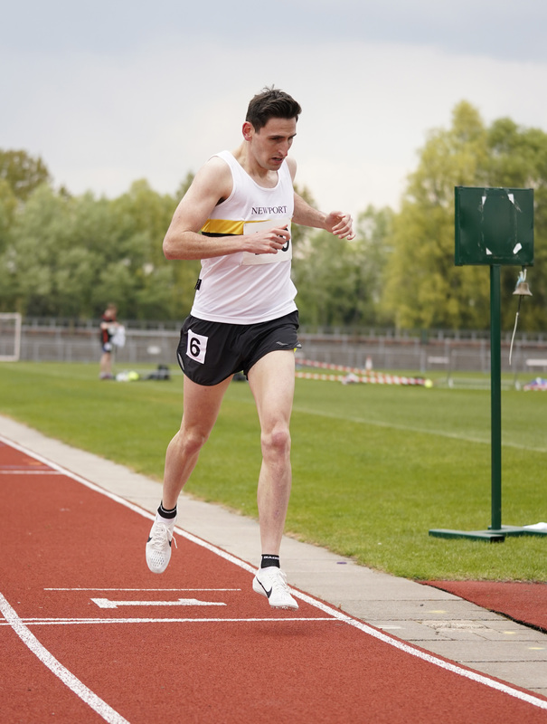 _A9A2624.jpg :: Newport, Wales, 1, May, 2021,Pictured in action,, During Welsh Athletics Invitational,Credit:, Graham Glendinning,/ Alamy Live News
