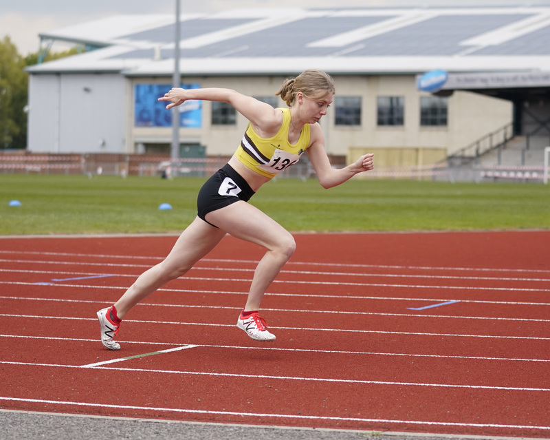 _A9A2642.jpg :: Newport, Wales, 1, May, 2021,Pictured in action,, During Welsh Athletics Invitational,Credit:, Graham Glendinning,/ Alamy Live News