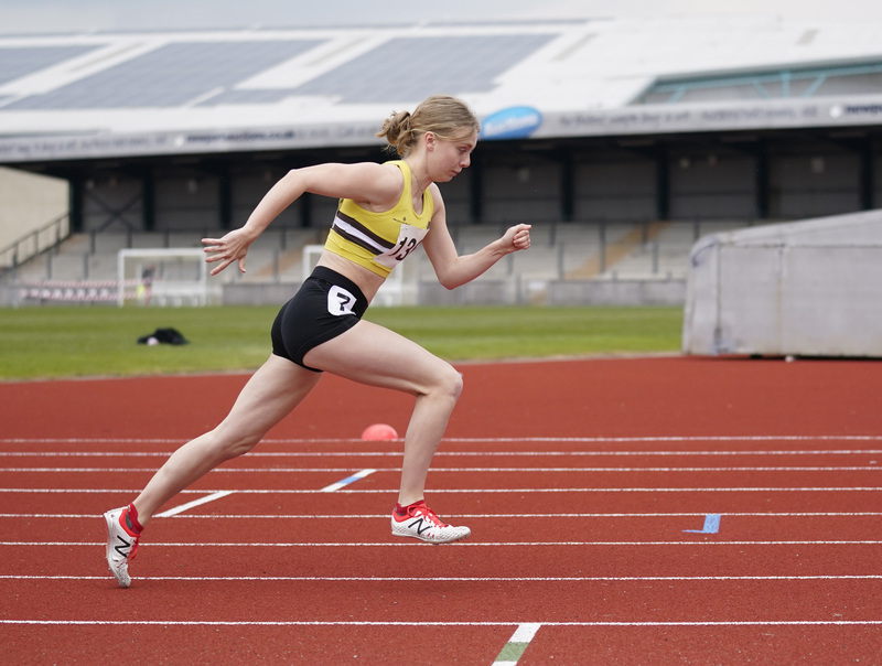 _A9A2653.jpg :: Newport, Wales, 1, May, 2021,Pictured in action,, During Welsh Athletics Invitational,Credit:, Graham Glendinning,/ Alamy Live News