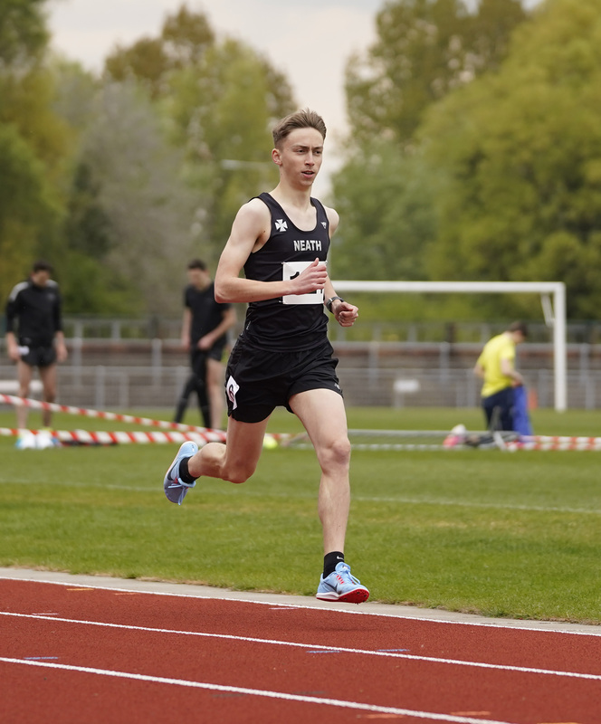 _A9A2669.jpg :: Newport, Wales, 1, May, 2021,Pictured in action,, During Welsh Athletics Invitational,Credit:, Graham Glendinning,/ Alamy Live News