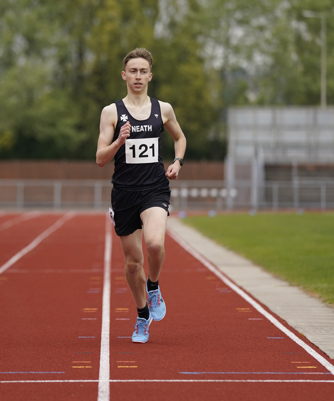 _A9A2676.jpg :: Newport, Wales, 1, May, 2021,Pictured in action,, During Welsh Athletics Invitational,Credit:, Graham Glendinning,/ Alamy Live News