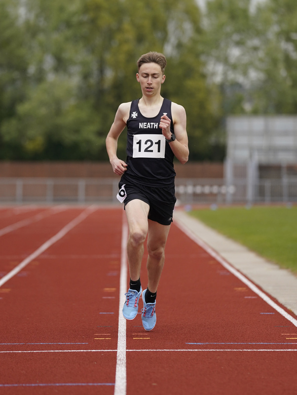 _A9A2683.jpg :: Newport, Wales, 1, May, 2021,Pictured in action,, During Welsh Athletics Invitational,Credit:, Graham Glendinning,/ Alamy Live News