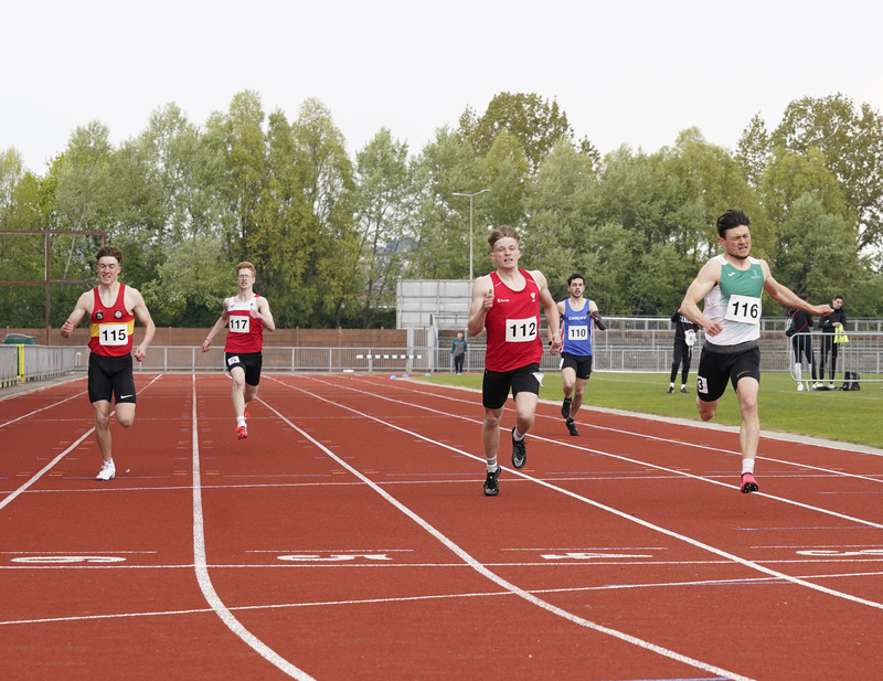 _A9A2745.jpg :: Newport, Wales, 1, May, 2021,Pictured in action,, During Welsh Athletics Invitational,Credit:, Graham Glendinning,/ Alamy Live News