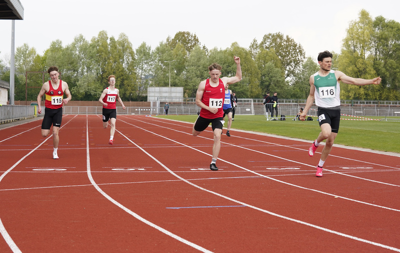 _A9A2763.jpg :: Newport, Wales, 1, May, 2021,Pictured in action,, During Welsh Athletics Invitational,Credit:, Graham Glendinning,/ Alamy Live News