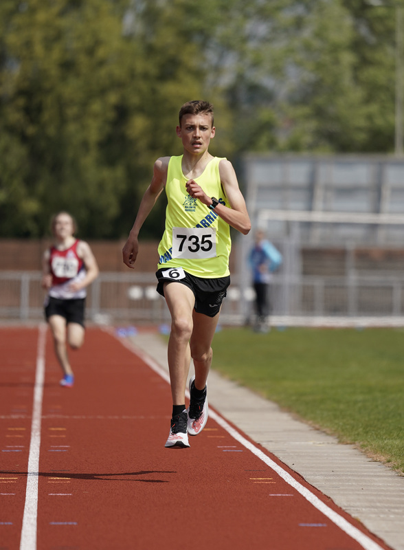 _A9B3459.jpg :: Newport, Wales, 1, May, 2021,Pictured in action,, During Welsh Athletics Invitational,Credit:, Graham Glendinning,/ Alamy Live News