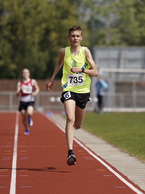 _A9B3460.jpg :: Newport, Wales, 1, May, 2021,Pictured in action,, During Welsh Athletics Invitational,Credit:, Graham Glendinning,/ Alamy Live News