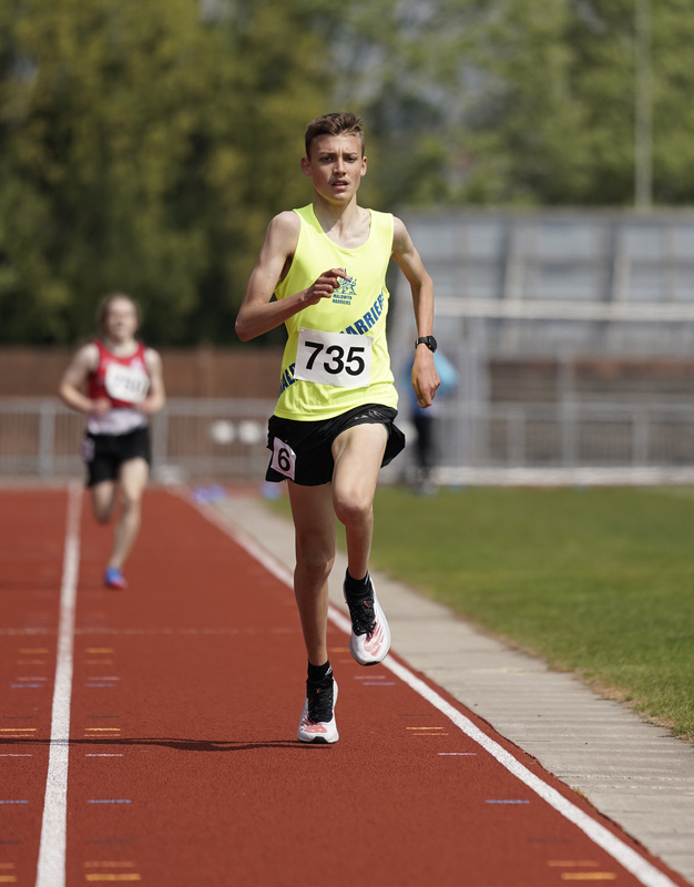 _A9B3464.jpg :: Newport, Wales, 1, May, 2021,Pictured in action,, During Welsh Athletics Invitational,Credit:, Graham Glendinning,/ Alamy Live News