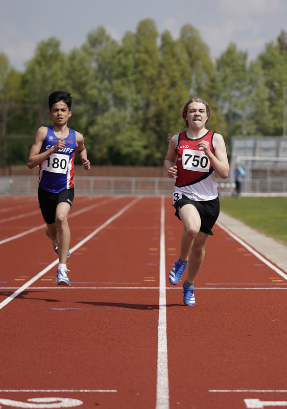 _A9B3468.jpg :: Newport, Wales, 1, May, 2021,Pictured in action,, During Welsh Athletics Invitational,Credit:, Graham Glendinning,/ Alamy Live News