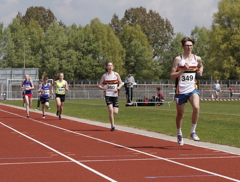 _A9B3473.jpg :: Newport, Wales, 1, May, 2021,Pictured in action,, During Welsh Athletics Invitational,Credit:, Graham Glendinning,/ Alamy Live News