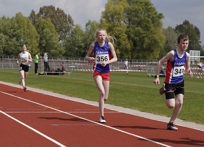 _A9B3476.jpg :: Newport, Wales, 1, May, 2021,Pictured in action,, During Welsh Athletics Invitational,Credit:, Graham Glendinning,/ Alamy Live News