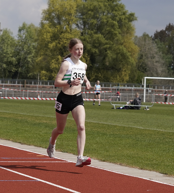 _A9B3477.jpg :: Newport, Wales, 1, May, 2021,Pictured in action,, During Welsh Athletics Invitational,Credit:, Graham Glendinning,/ Alamy Live News
