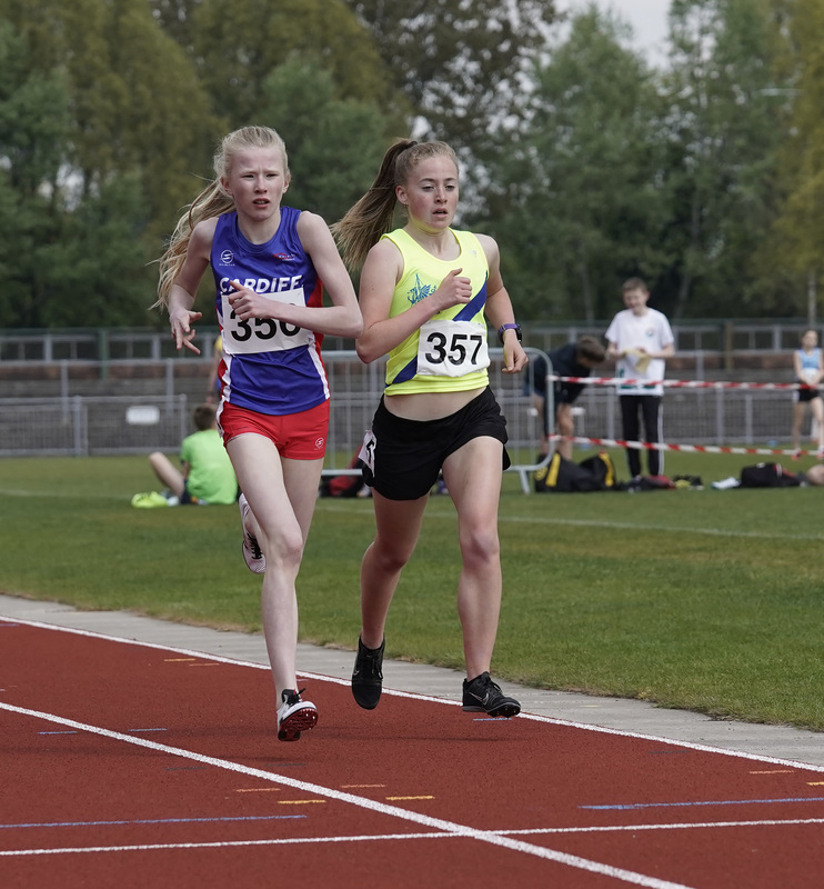 _A9B3479.jpg :: Newport, Wales, 1, May, 2021,Pictured in action,, During Welsh Athletics Invitational,Credit:, Graham Glendinning,/ Alamy Live News