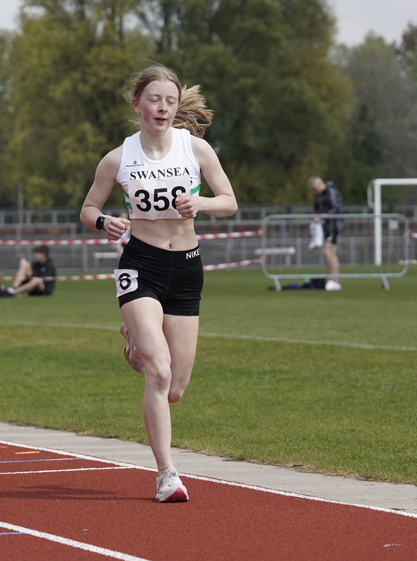 _A9B3481.jpg :: Newport, Wales, 1, May, 2021,Pictured in action,, During Welsh Athletics Invitational,Credit:, Graham Glendinning,/ Alamy Live News