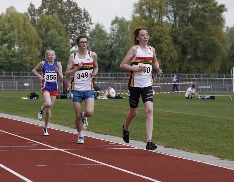 _A9B3482.jpg :: Newport, Wales, 1, May, 2021,Pictured in action,, During Welsh Athletics Invitational,Credit:, Graham Glendinning,/ Alamy Live News