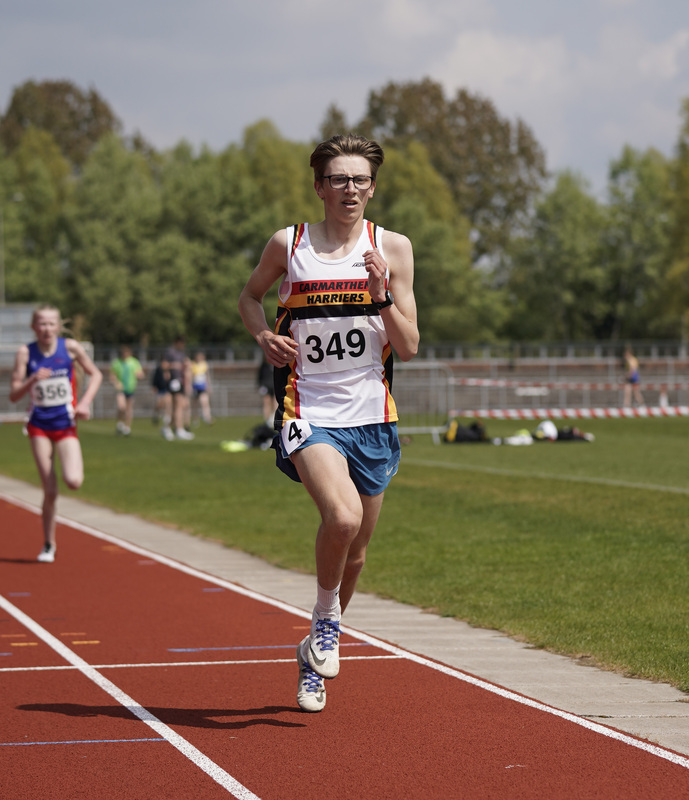 _A9B3488.jpg :: Newport, Wales, 1, May, 2021,Pictured in action,, During Welsh Athletics Invitational,Credit:, Graham Glendinning,/ Alamy Live News