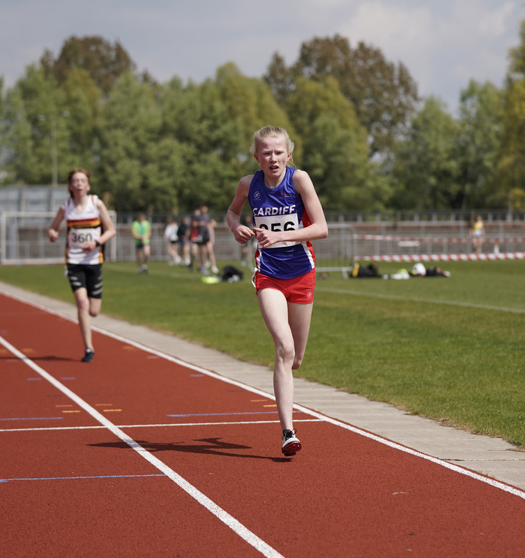 _A9B3490.jpg :: Newport, Wales, 1, May, 2021,Pictured in action,, During Welsh Athletics Invitational,Credit:, Graham Glendinning,/ Alamy Live News