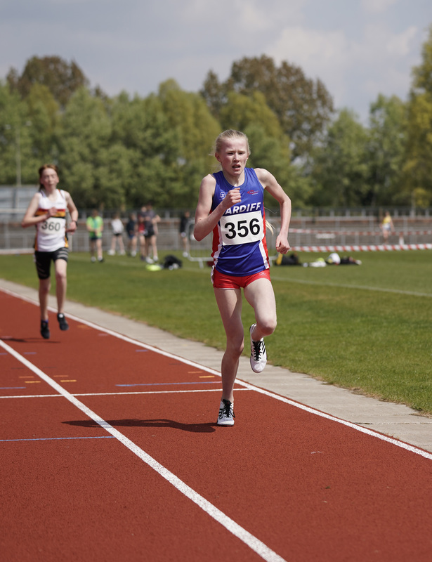 _A9B3493.jpg :: Newport, Wales, 1, May, 2021,Pictured in action,, During Welsh Athletics Invitational,Credit:, Graham Glendinning,/ Alamy Live News