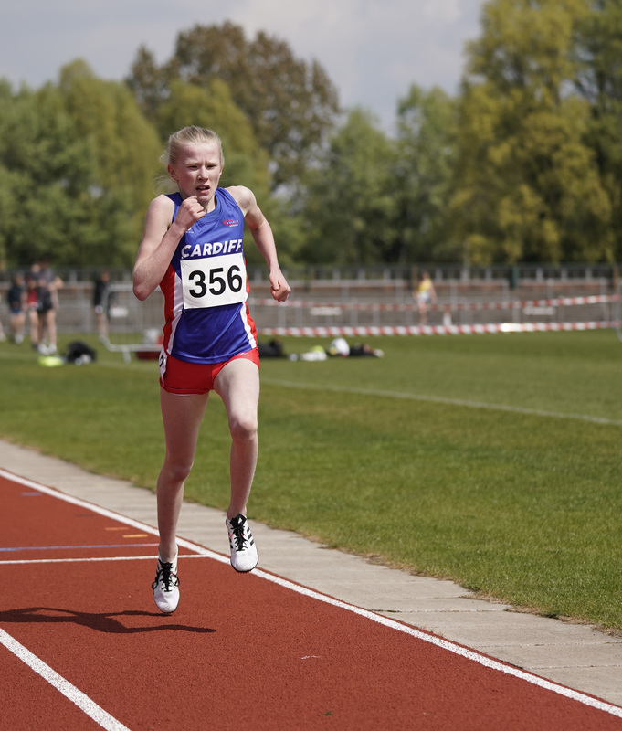 _A9B3494.jpg :: Newport, Wales, 1, May, 2021,Pictured in action,, During Welsh Athletics Invitational,Credit:, Graham Glendinning,/ Alamy Live News