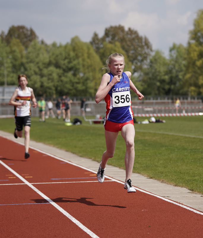 _A9B3495.jpg :: Newport, Wales, 1, May, 2021,Pictured in action,, During Welsh Athletics Invitational,Credit:, Graham Glendinning,/ Alamy Live News