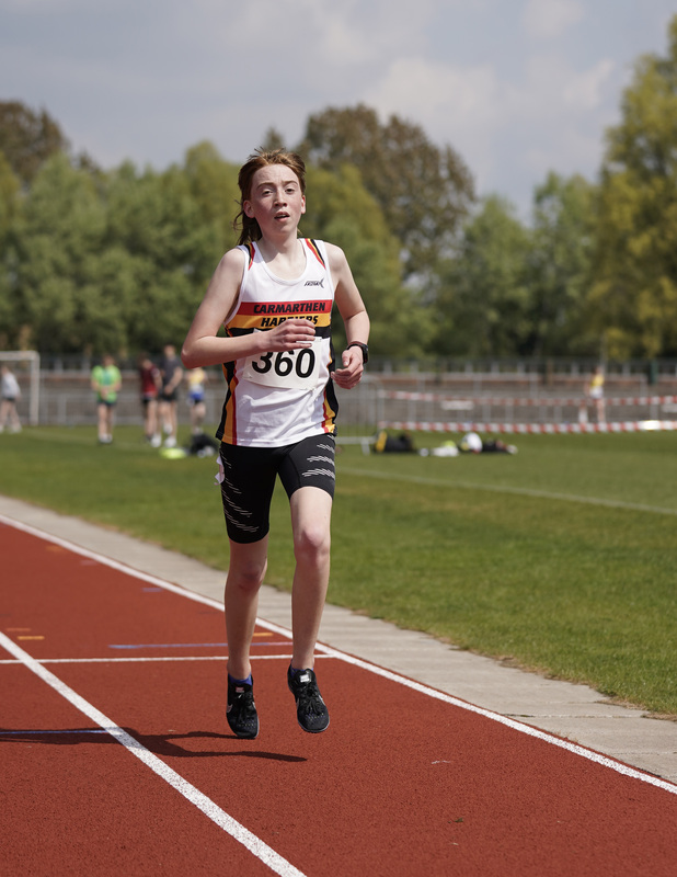 _A9B3502.jpg :: Newport, Wales, 1, May, 2021,Pictured in action,, During Welsh Athletics Invitational,Credit:, Graham Glendinning,/ Alamy Live News
