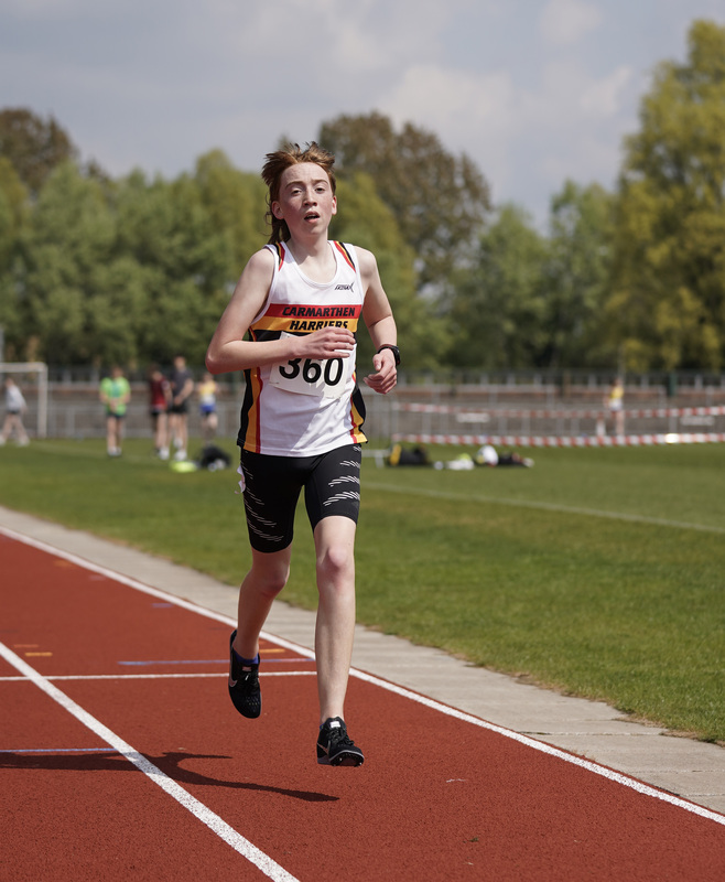 _A9B3503.jpg :: Newport, Wales, 1, May, 2021,Pictured in action,, During Welsh Athletics Invitational,Credit:, Graham Glendinning,/ Alamy Live News