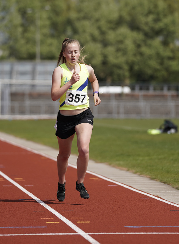 _A9B3517.jpg :: Newport, Wales, 1, May, 2021,Pictured in action,, During Welsh Athletics Invitational,Credit:, Graham Glendinning,/ Alamy Live News