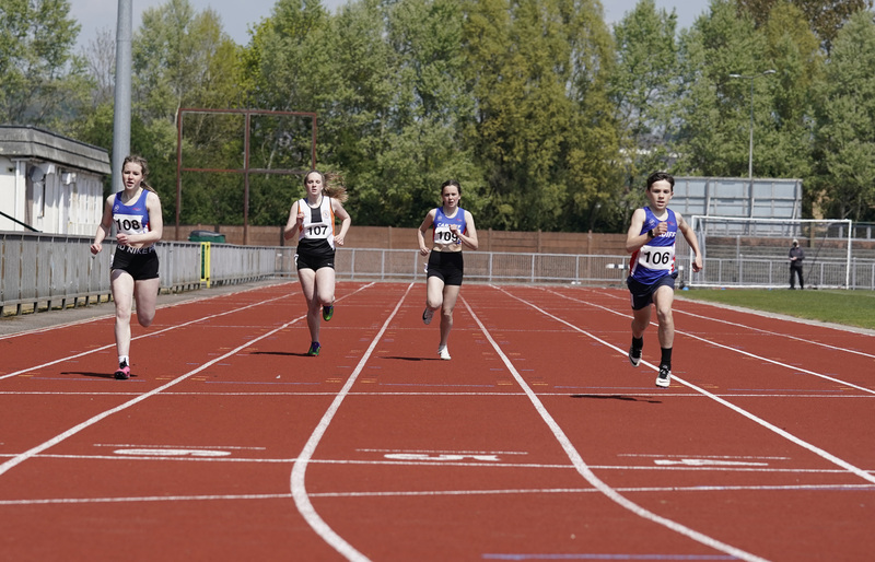 _A9B3539.jpg :: Newport, Wales, 1, May, 2021,Pictured in action,, During Welsh Athletics Invitational,Credit:, Graham Glendinning,/ Alamy Live News