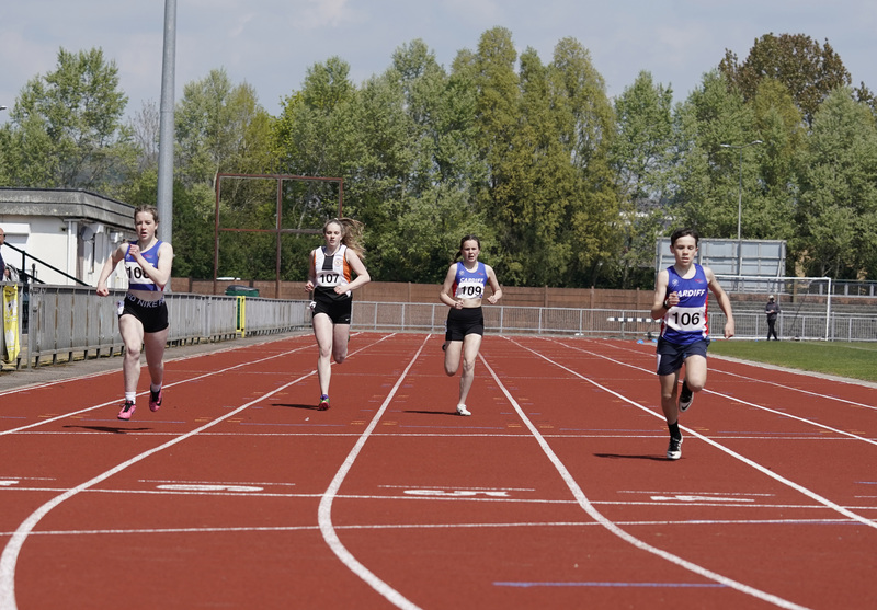 _A9B3549.jpg :: Newport, Wales, 1, May, 2021,Pictured in action,, During Welsh Athletics Invitational,Credit:, Graham Glendinning,/ Alamy Live News