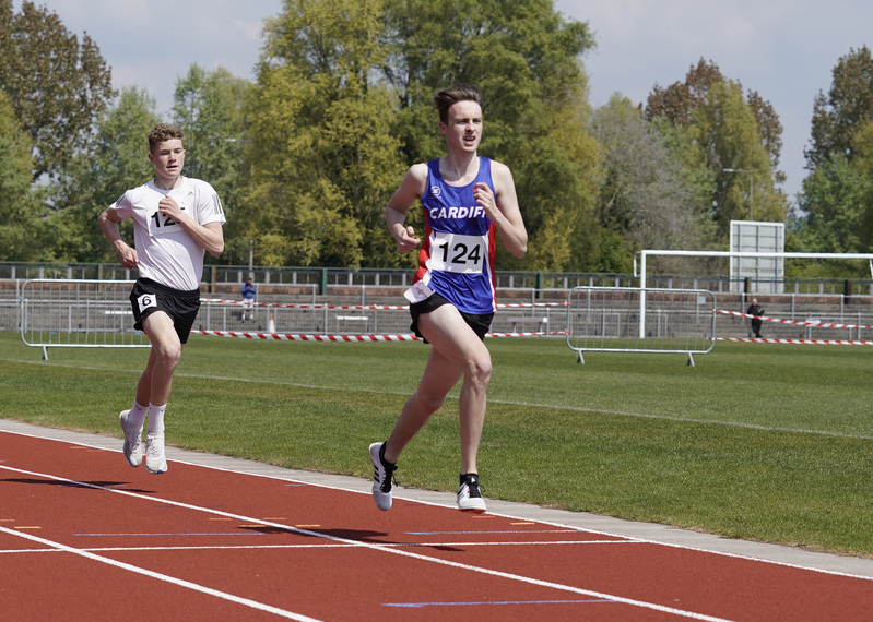 _A9B3566.jpg :: Newport, Wales, 1, May, 2021,Pictured in action,, During Welsh Athletics Invitational,Credit:, Graham Glendinning,/ Alamy Live News