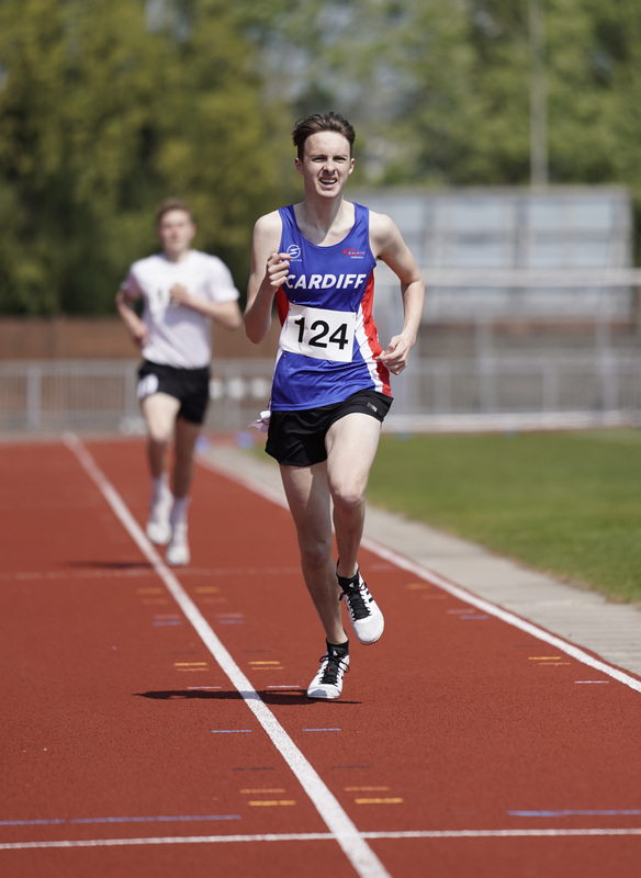 _A9B3578.jpg :: Newport, Wales, 1, May, 2021,Pictured in action,, During Welsh Athletics Invitational,Credit:, Graham Glendinning,/ Alamy Live News