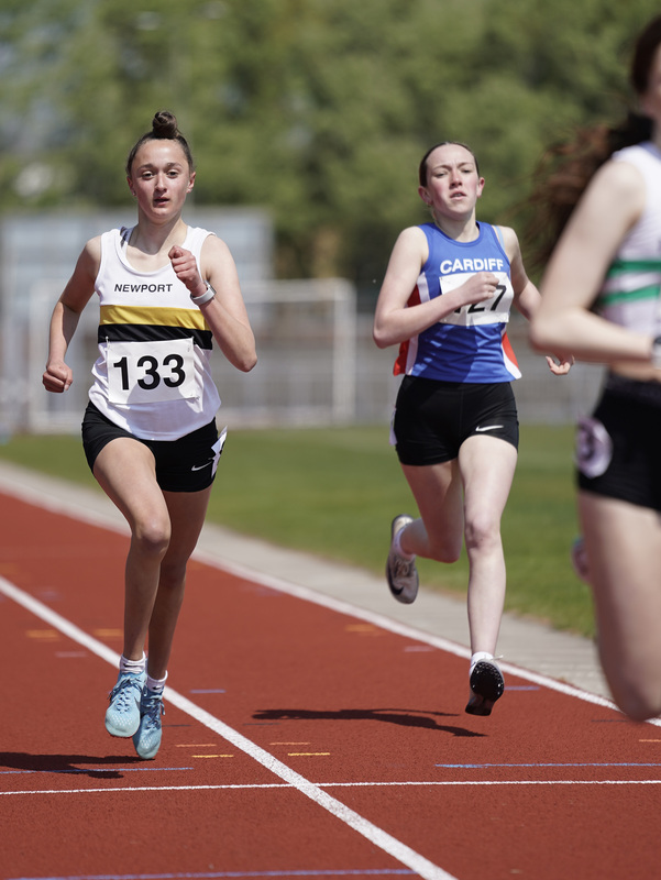 _A9B3606.jpg :: Newport, Wales, 1, May, 2021,Pictured in action,, During Welsh Athletics Invitational,Credit:, Graham Glendinning,/ Alamy Live News