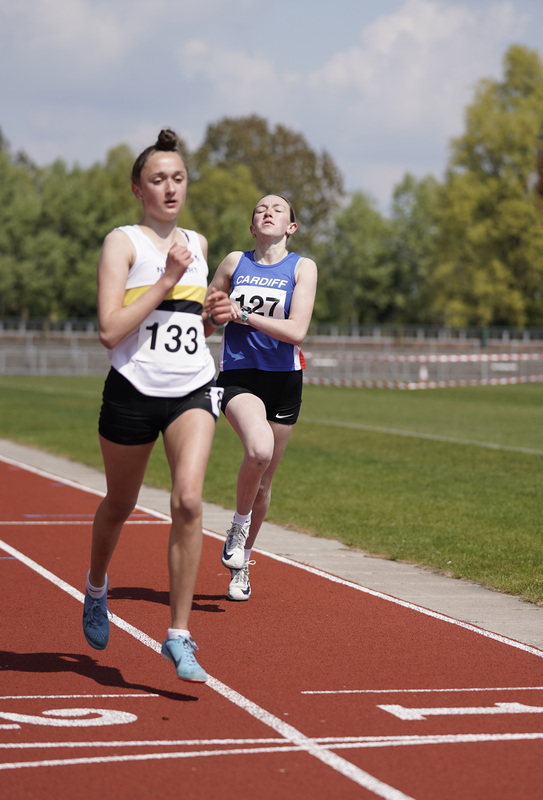 _A9B3612.jpg :: Newport, Wales, 1, May, 2021,Pictured in action,, During Welsh Athletics Invitational,Credit:, Graham Glendinning,/ Alamy Live News