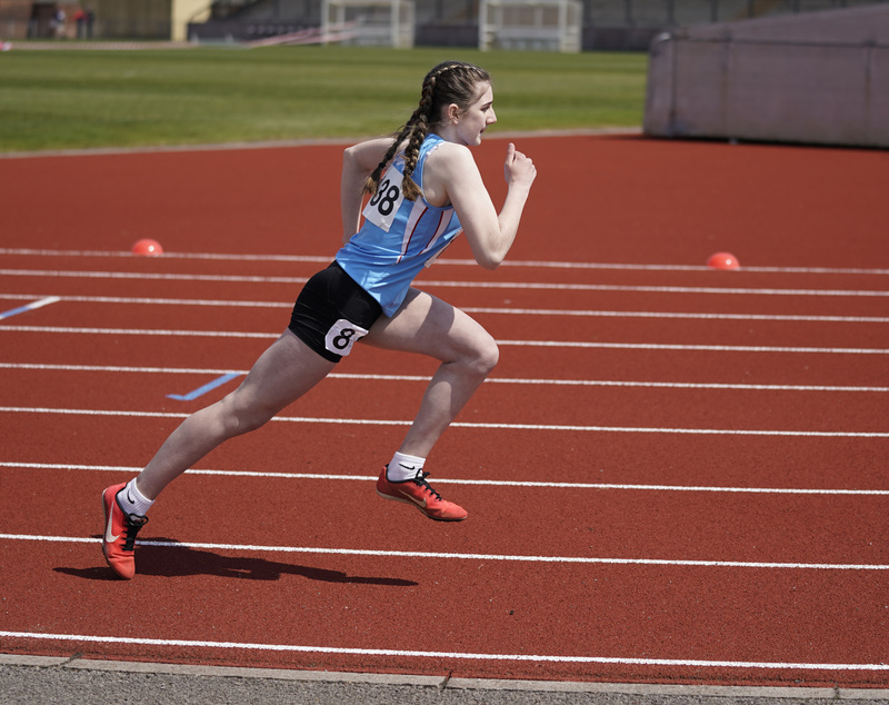 _A9B3618.jpg :: Newport, Wales, 1, May, 2021,Pictured in action,, During Welsh Athletics Invitational,Credit:, Graham Glendinning,/ Alamy Live News