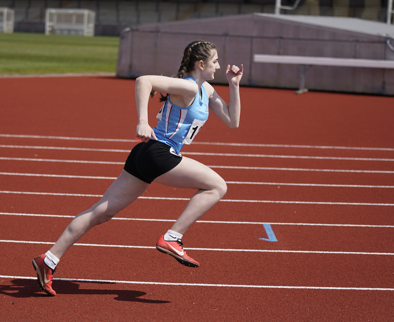 _A9B3623.jpg :: Newport, Wales, 1, May, 2021,Pictured in action,, During Welsh Athletics Invitational,Credit:, Graham Glendinning,/ Alamy Live News