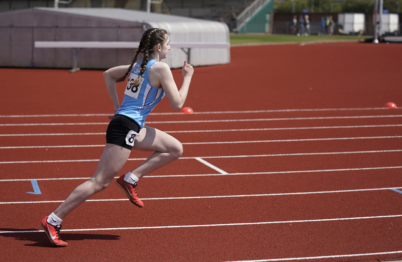 _A9B3628.jpg :: Newport, Wales, 1, May, 2021,Pictured in action,, During Welsh Athletics Invitational,Credit:, Graham Glendinning,/ Alamy Live News