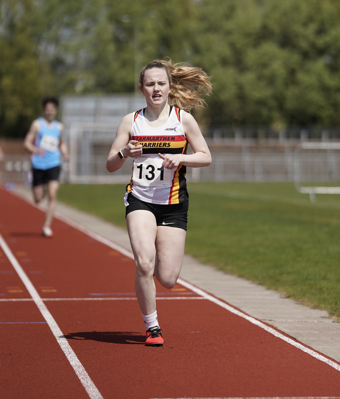 _A9B3645.jpg :: Newport, Wales, 1, May, 2021,Pictured in action,, During Welsh Athletics Invitational,Credit:, Graham Glendinning,/ Alamy Live News