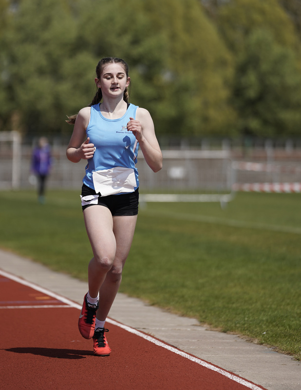 _A9B3647.jpg :: Newport, Wales, 1, May, 2021,Pictured in action,, During Welsh Athletics Invitational,Credit:, Graham Glendinning,/ Alamy Live News