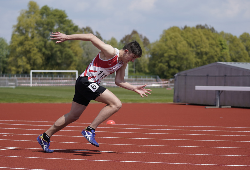_A9B3658.jpg :: Newport, Wales, 1, May, 2021,Pictured in action,, During Welsh Athletics Invitational,Credit:, Graham Glendinning,/ Alamy Live News