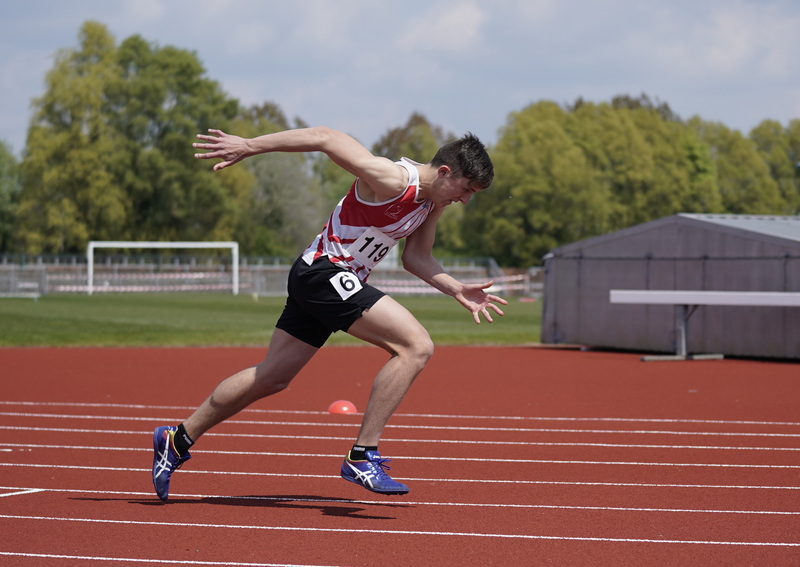 _A9B3659.jpg :: Newport, Wales, 1, May, 2021,Pictured in action,, During Welsh Athletics Invitational,Credit:, Graham Glendinning,/ Alamy Live News