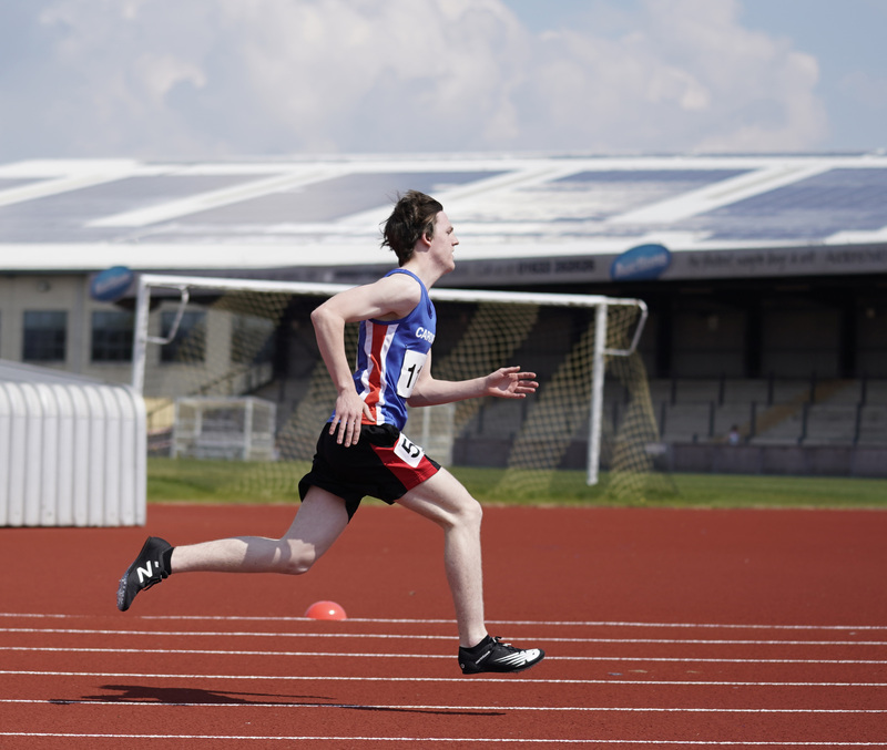 _A9B3678.jpg :: Newport, Wales, 1, May, 2021,Pictured in action,, During Welsh Athletics Invitational,Credit:, Graham Glendinning,/ Alamy Live News