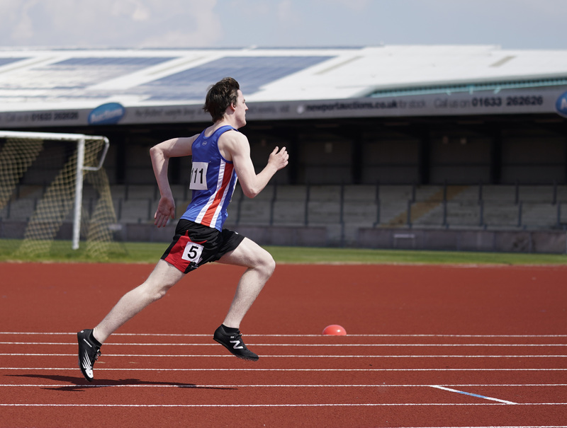 _A9B3682.jpg :: Newport, Wales, 1, May, 2021,Pictured in action,, During Welsh Athletics Invitational,Credit:, Graham Glendinning,/ Alamy Live News