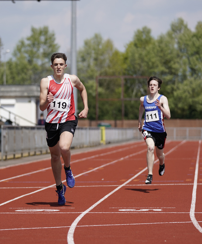 _A9B3698.jpg :: Newport, Wales, 1, May, 2021,Pictured in action,, During Welsh Athletics Invitational,Credit:, Graham Glendinning,/ Alamy Live News