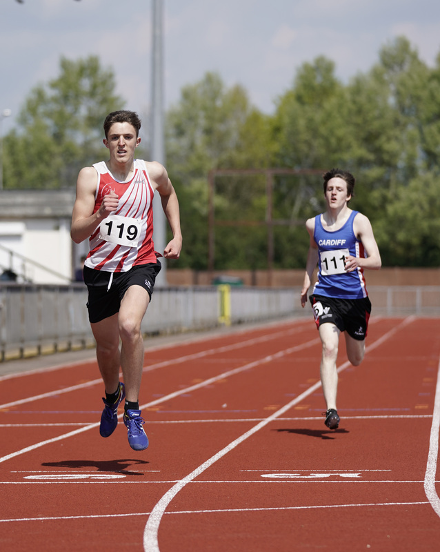 _A9B3699.jpg :: Newport, Wales, 1, May, 2021,Pictured in action,, During Welsh Athletics Invitational,Credit:, Graham Glendinning,/ Alamy Live News