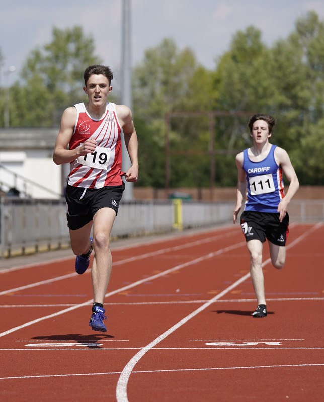 _A9B3700.jpg :: Newport, Wales, 1, May, 2021,Pictured in action,, During Welsh Athletics Invitational,Credit:, Graham Glendinning,/ Alamy Live News