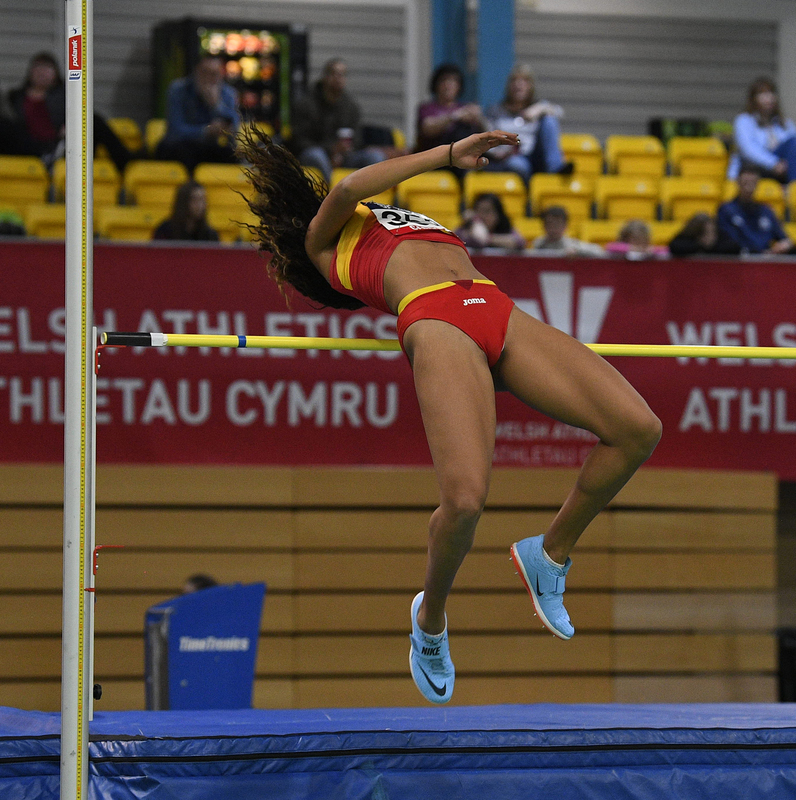 _GRG5429.jpg :: in action during the Welsh Senior Athletics Championships 2019 at N.I.A.C Cardiff United Kingdom on January 26 2019 Graham / GlennSports